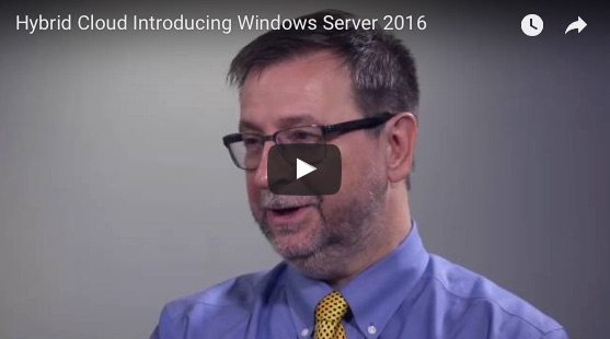 Windows Server 2016 trainingen