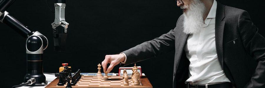 Artificiële intelligentie en de schaakcomputer